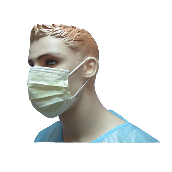 surgical breathing mask