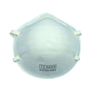 Nose bar adaptable n95 particulate respirator mask
