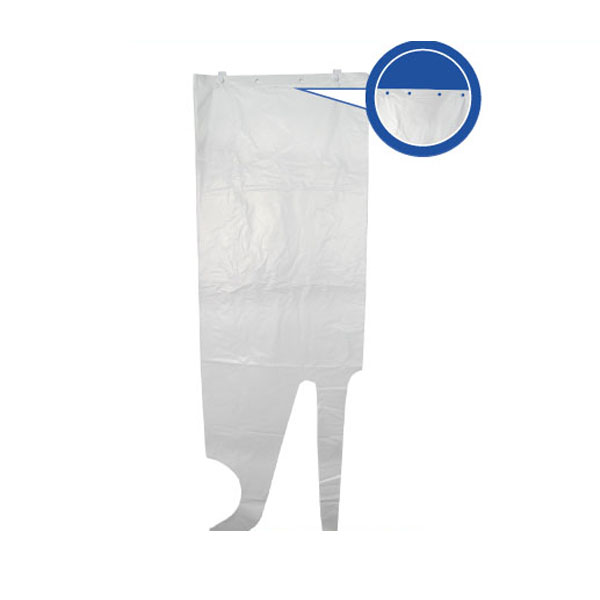 Disposable Waterproof Printed PE/Plastic Apron