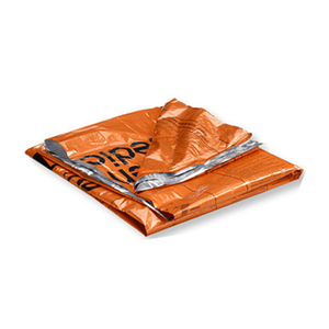 Disposable Printed Emergency Blanket