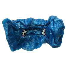 T/G Type PE Shoe Cover for Shoe Cover Dispenser