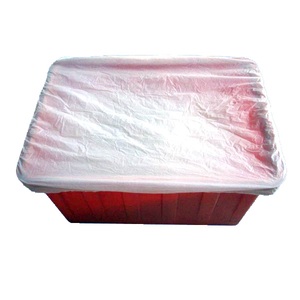 Disposable Waterproof CPE Pallet Cover