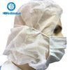 disposable cheap nonwoven astronaut cap with face mask